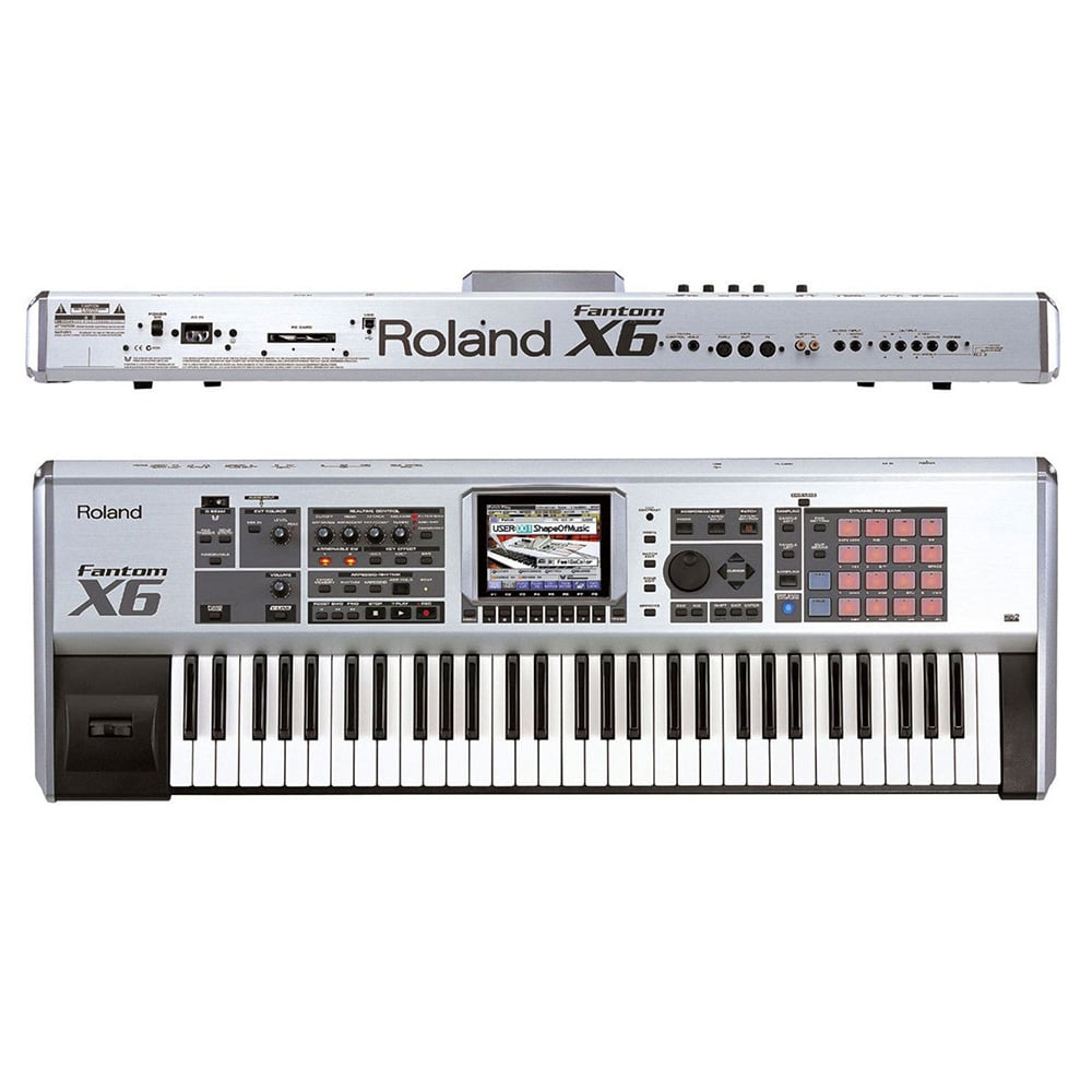 Roland Fantom Workstation Keyboard : roland fantom x6 workstation keyboard dm audio ltd ~ Hamham.info Haus und Dekorationen