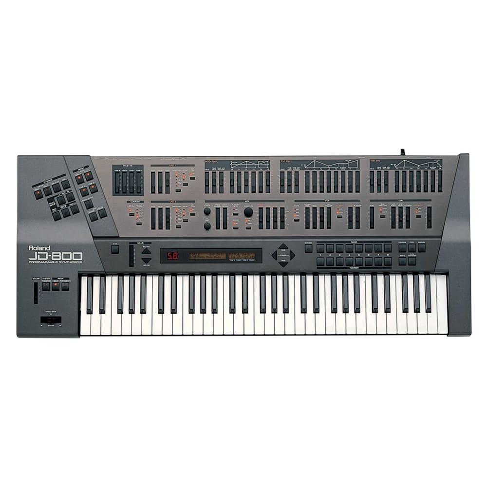 Roland JD-800 polyphonic MIDI synth