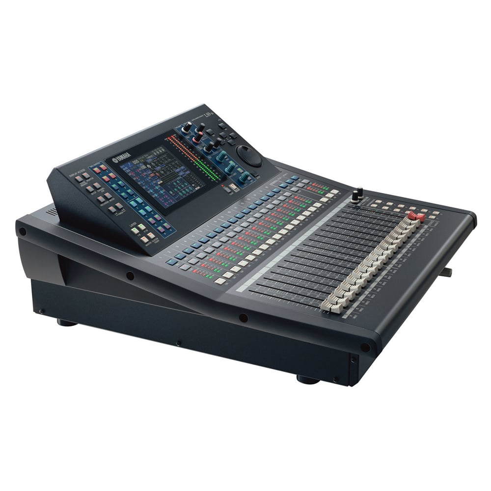 yamaha ls9 16 digital mixer 16 in 8 out dm audio ltd. Black Bedroom Furniture Sets. Home Design Ideas
