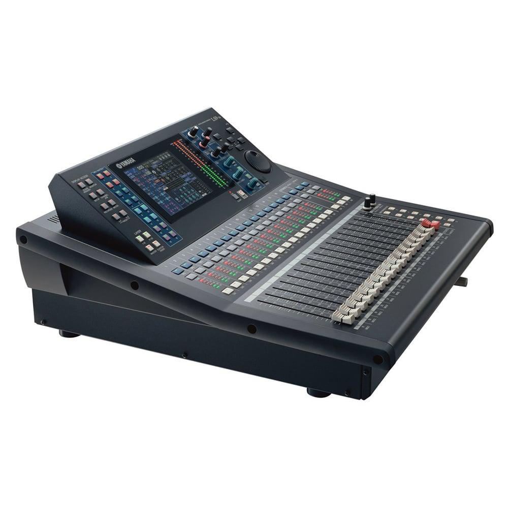 yamaha ls9 16 digital mixer 16 in 8 out dm audio ltd. Black Bedroom Furniture Sets. Home Design Ideas